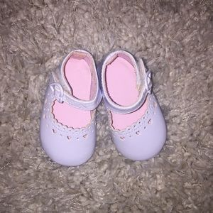 Other - White infant sandals